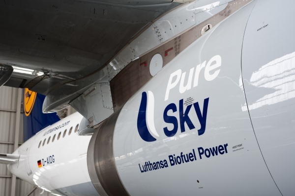 Lufthansa Pure Sky