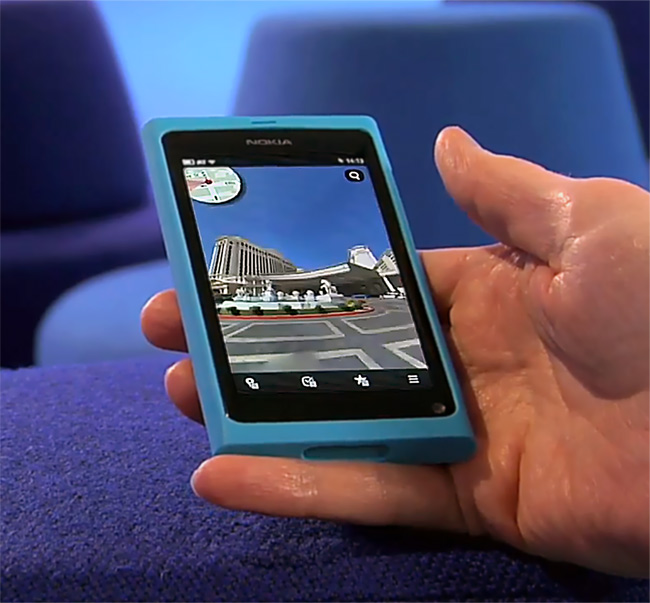 Nokia City Scene