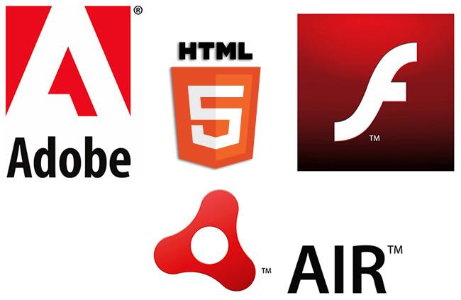 Adobe AIR and HTML5