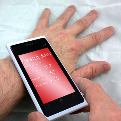 Nokia Sensing X Challenge