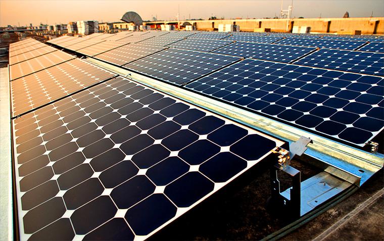Intel's Solar Array in Vietnam
