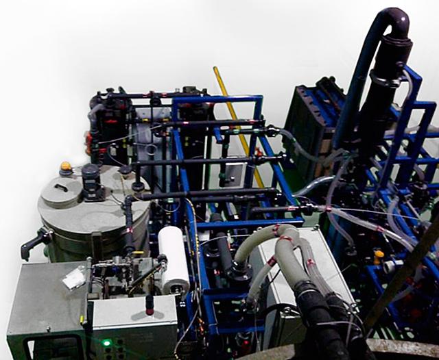 GE's AquaSel NTBC Pilot Plant