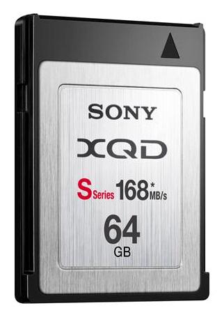 Sony XQD™ S Series memory card